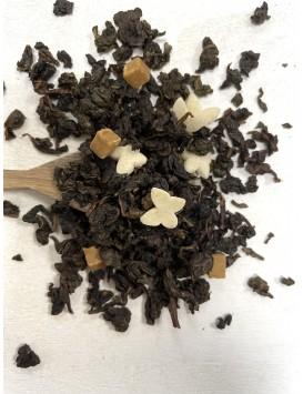 Thé oolong - Caramel beurre salé