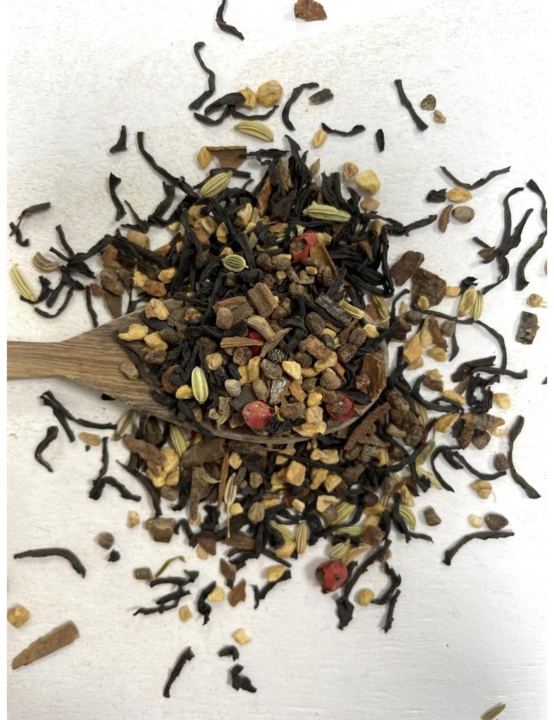 Thé noir - Chaï merveilleux