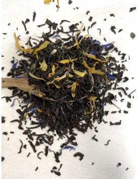 Thé noir - Earl grey Flowers