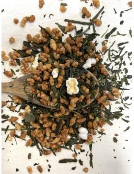Thé vert - Genmaïcha