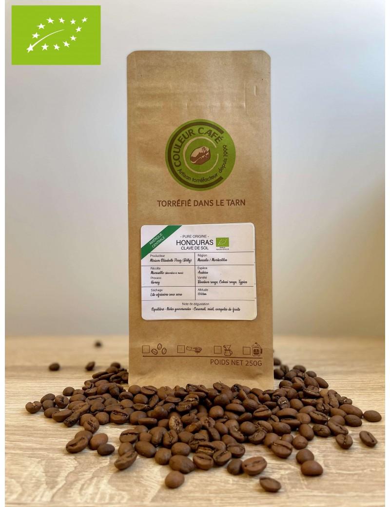 Café - Honduras Clave del Sol BIO