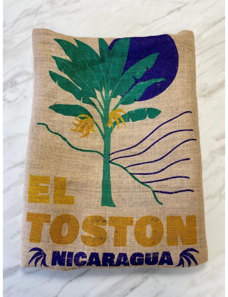 SAC EN TOILE DE JUTE - NICARAGUA