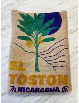 SAC EN TOILE DE JUTE - NICARAGUA EL TOSTON