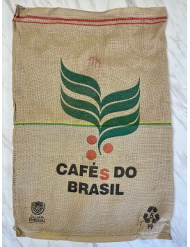 SAC DE CAFÉ EN SISAL - COLOMBIAN COFFEE