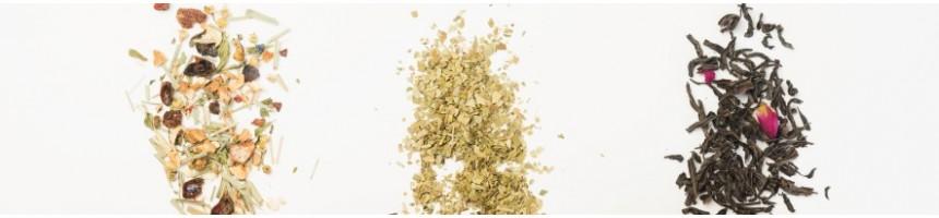 Thés, infusions et rooïbos bio - Vente en ligne - Couleur Café