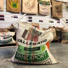 COLOMBIE Vallenato 🇨🇴 / Nouveau café bio dans la gamme ♻️ #colombie #colombia #cafe #coffee #cafedespecialite #bio #organic #torrefacteur #artisan #castres #albi #tarn #coffeeshop