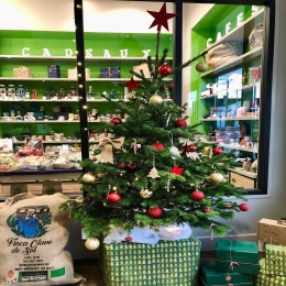 Prêts à vous accueillir dès demain dans nos boutiques à Castres (Siala & Chartreuse) et Albi pour dénicher vos plus beaux cadeaux de Noël! 📍🎁 Nous avons trop hâte de finir cette année avec vous, sur une touche de partage , de chaleur humaine et de sourire 😊   Rendez-vous en boutiques ! ✅   #coffeeshop #couleurcafe #castres #albi #tarn #christmas #gift #christmasgifts #sapindenoel #christmastree #cafe #the #chocolat #coffee #tea #chocolate