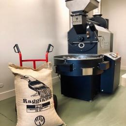 PAPOUASIE Raggiana , café du moment à découvrir en boutique ! ☕️🌱   #torrefacteur #roaster #artisan #tarn #albi #castres #coffee #specialtycoffee #cafe #papouasie #beans #toiledejute #jutebag