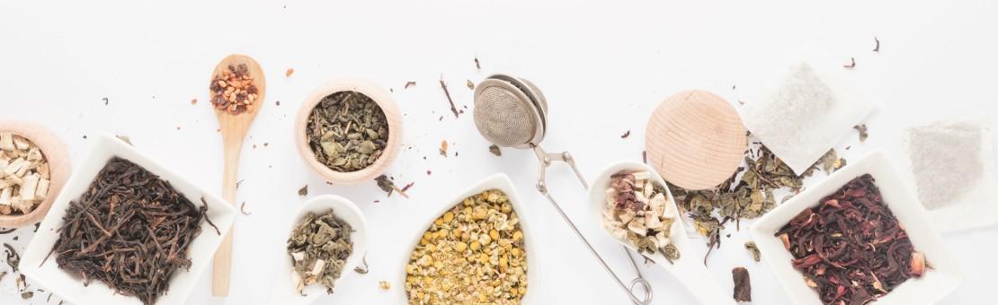 Nos thés et infusions
